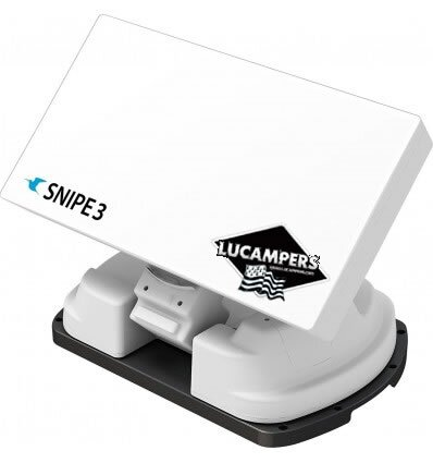 parabole automatique camping car snipe 3 lucampers. Black Bedroom Furniture Sets. Home Design Ideas
