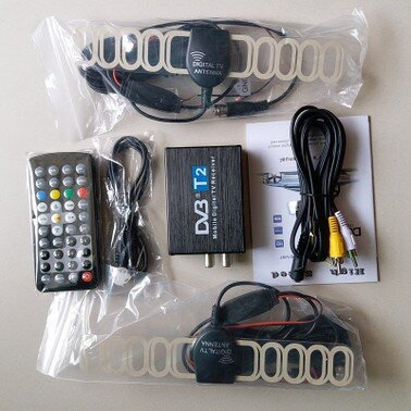 DVB T2 MOBILE DIGITAL TV